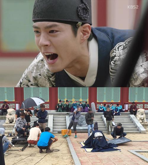 Fan vỡ mộng vì những cảnh ảo lòi trong phim Hàn - 5