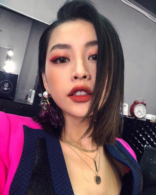 Chi Pu học mốt tô son bị chê thảm họa của hot girl số 1 Hàn Quốc - 1