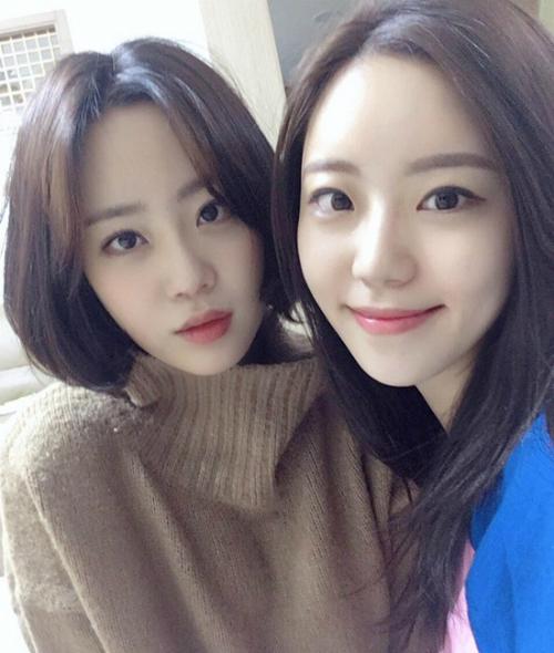 Hội chị em gái xinh đẹp chẳng kém cạnh của idol Kpop - 4