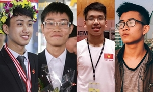 4 chàng trai chuẩn 'con nhà người ta' nhận học bổng lớn đầu 2018