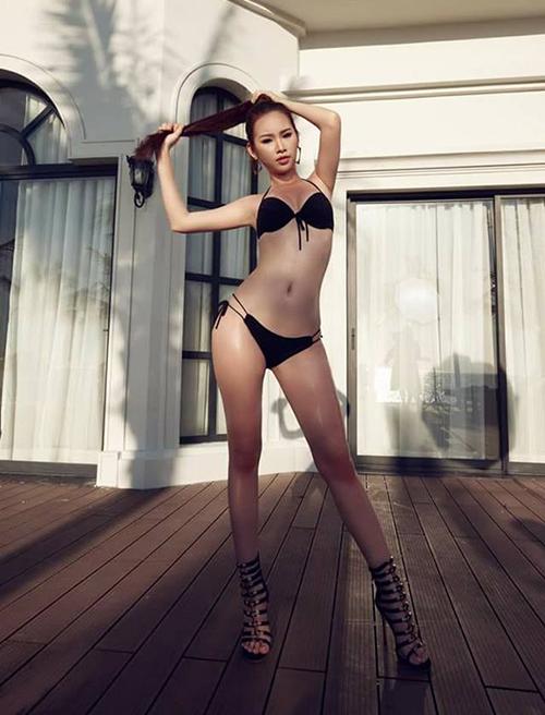3 mỹ nhân Việt có vòng ba 100 cm khủng chẳng kém cô Kim - 8