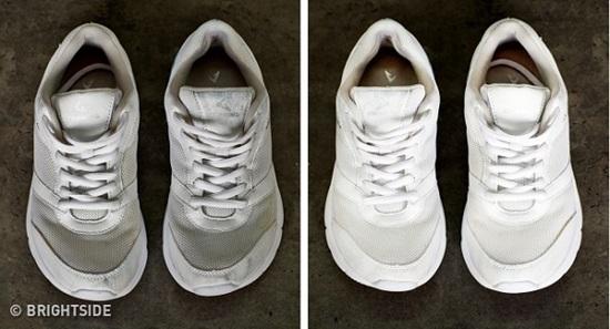 Những chiêu khó ngờ để bảo quản và vệ sinh giày - 3