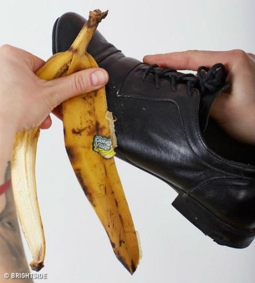 Những chiêu khó ngờ để bảo quản và vệ sinh giày - 7