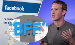 Kiểm tra bảo mật Facebook bằng việc gõ 'BFF' chỉ là trò đùa