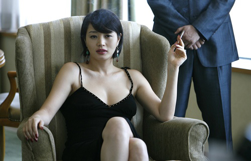 4 nữ hoàng cảnh nóng của màn ảnh Hàn - 4