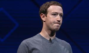 Ông chủ Facebook thừa nhận sai lầm dẫn đến lộ thông tin người dùng