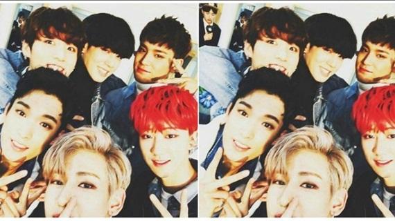 BTS sở hữu hội bạn thân toàn mỹ nam đáng nể của Kpop - 9