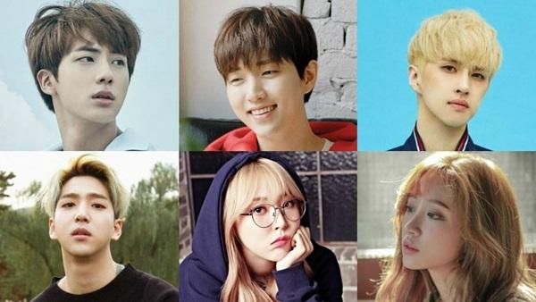 BTS sở hữu hội bạn thân toàn mỹ nam đáng nể của Kpop - 4