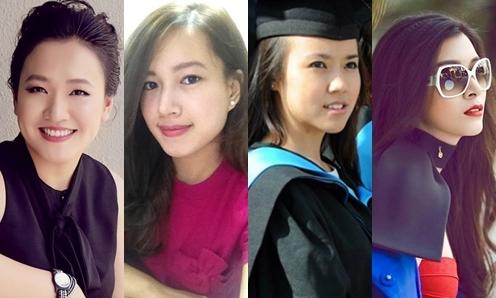 4 cô gái 'con nhà nòi', vừa giỏi vừa xinh