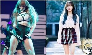 'Biểu tượng gợi cảm' của Kpop giảm cân gây tranh cãi
