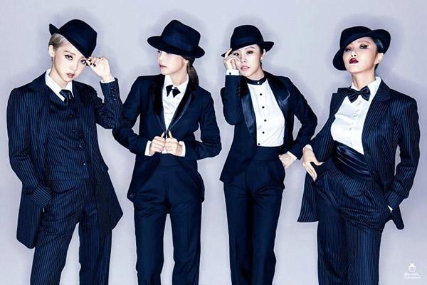 6 girl group chứng minh mặc suit quyến rũ chẳng kém váy vóc - 6