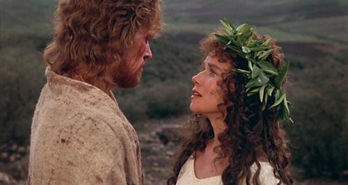 Cảnh cuối kỳ diệu trong bộ phim về Chúa gây tranh cãi