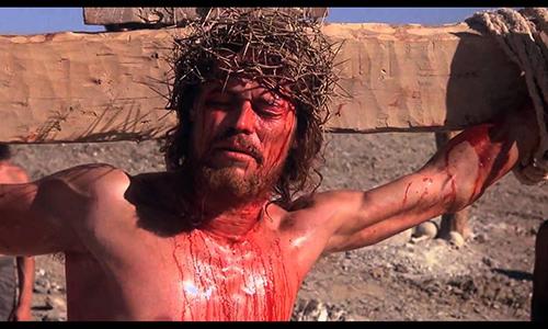Cảnh cuối kỳ diệu trong bộ phim về Chúa gây tranh cãi - 1