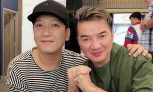 Trường Giang lộ diện sau 'bão' scandal tình cảm với Nam Em