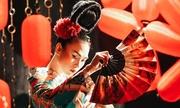 Mỹ Tâm lạ lẫm với hình tượng Geisha