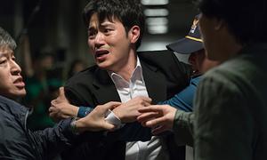 Bộ phim Hàn gây 'nhức não' tới phút cuối cùng tung clip rùng rợn