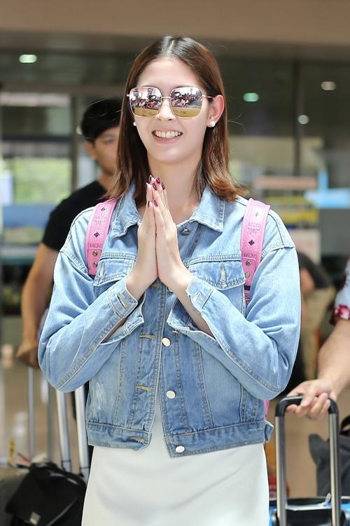 Nhan sắc đẹp không tỳ vết của người đẹp chuyển giới Thái Lan đến Việt Nam - 3