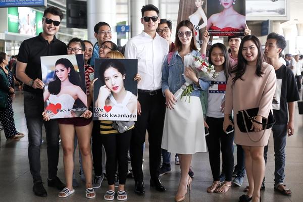 Nhan sắc đẹp không tỳ vết của người đẹp chuyển giới Thái Lan đến Việt Nam - 6