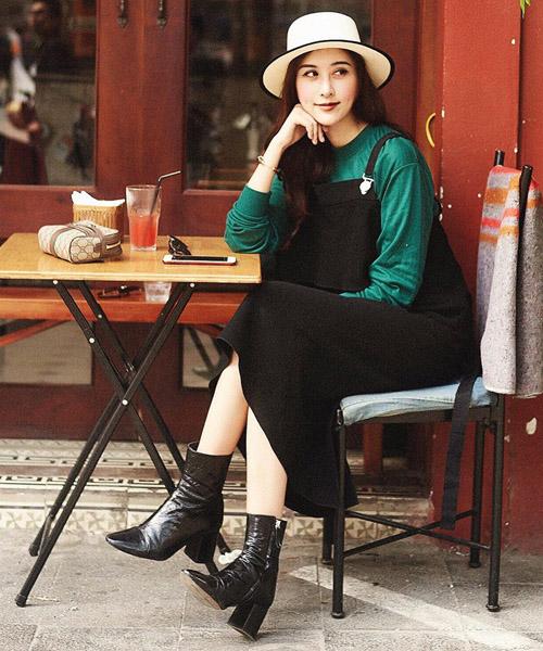 Street style gây thương nhớ của sao, hot girl Việt tuần qua - 2