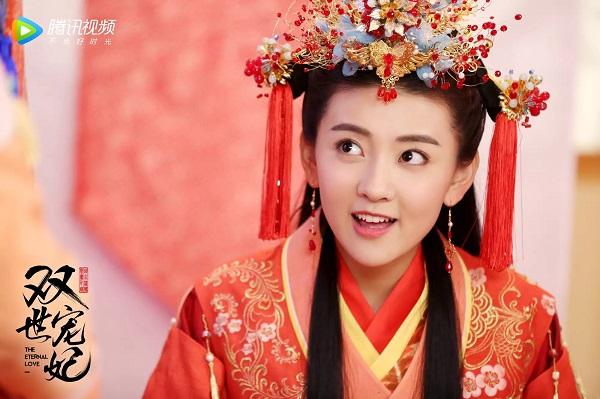 12 sao nữ là nhân vật nào trong những phim truyền hình Hoa ngữ đình đám nhất? - 10