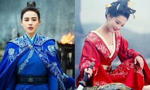 12 sao nữ là nhân vật nào trong những phim truyền hình Hoa ngữ đình đám nhất?