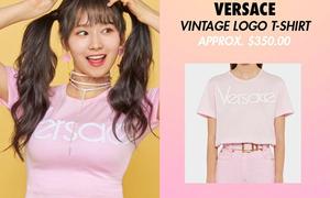 Đẳng cấp của Twice: Đồ comeback là áo phông giá hàng chục triệu đồng