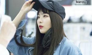 Khoảnh khắc cởi khẩu trang đẹp xuất sắc của 'girl crush' Seul Gi