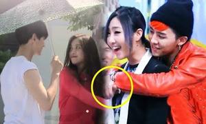 Những khoảnh khắc lãng mạn như phim thần tượng của idol Hàn trên show