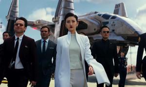'Đệ nhất mỹ nữ Bắc Kinh' tiếp tục 'đầu độc' thêm một bom tấn Hollywood