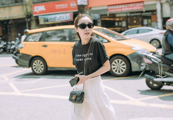 3 mẫu áo phông slogan hot nhất các shop thời trang ngày đầu hè - 3