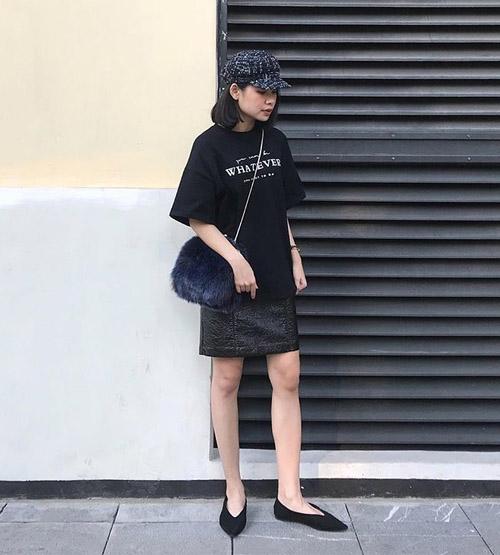 3 mẫu áo phông slogan hot nhất các shop thời trang ngày đầu hè - 7