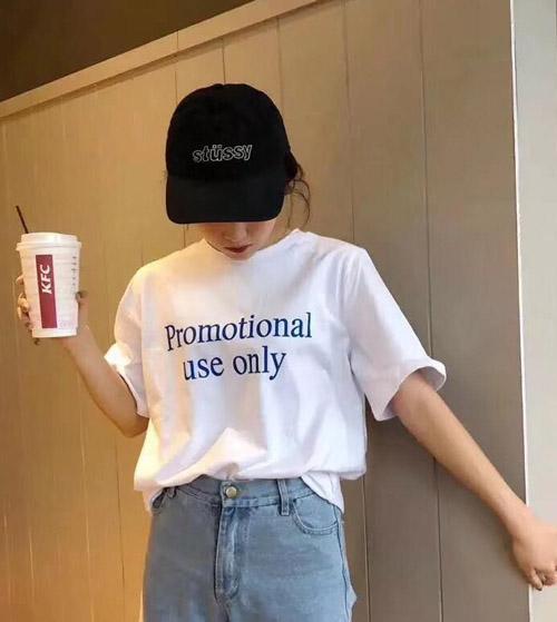 3 mẫu áo phông slogan hot nhất các shop thời trang ngày đầu hè - 10