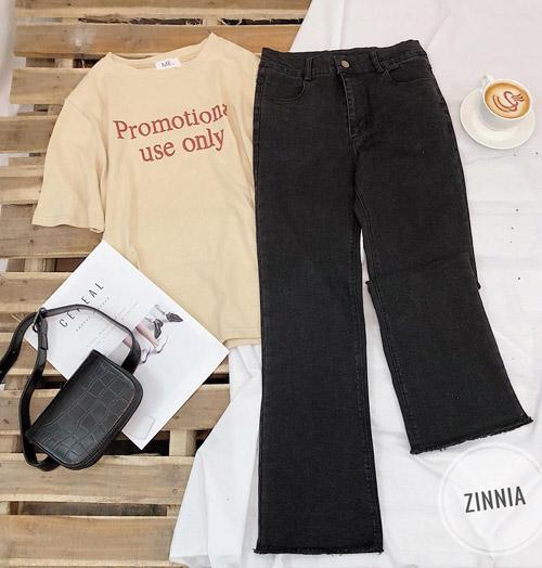 3 mẫu áo phông slogan hot nhất các shop thời trang ngày đầu hè - 8