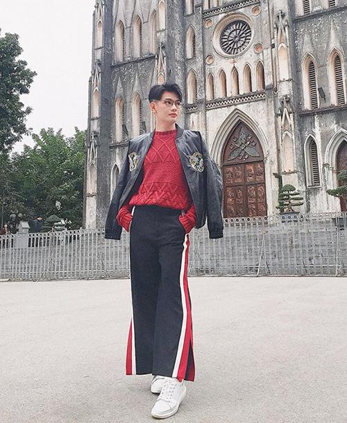 Đào Bá Lộc mặc đồ ngày càng gắt, độ nữ tính con gái cũng chào thua - 8