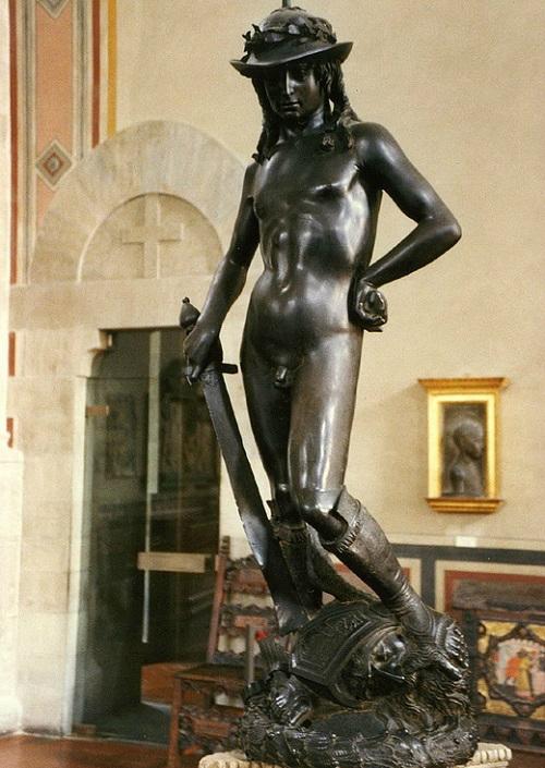 7 bức tượng khỏa thân được coi là kiệt tác điêu khắc của thế giới - 6