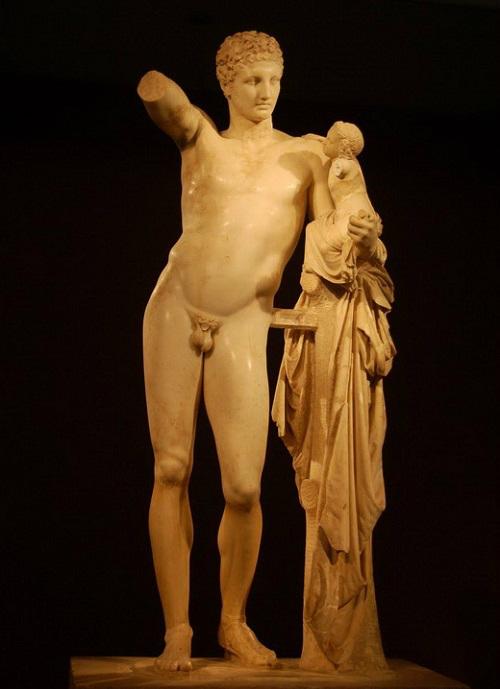 7 bức tượng khỏa thân được coi là kiệt tác điêu khắc của thế giới - 3