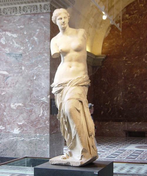 7 bức tượng khỏa thân được coi là kiệt tác điêu khắc của thế giới - 1