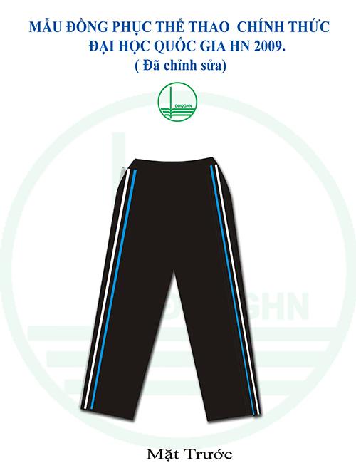 Tzuyu mặc quần giống hệt... đồ thể dục của Đại học Quốc gia vẫn xinh ngất - 3