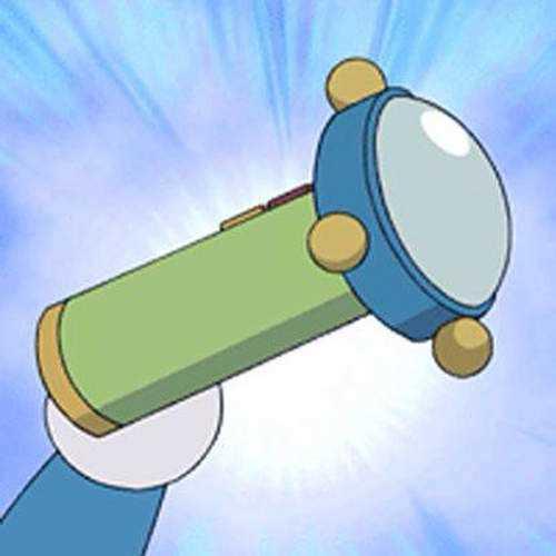 Quiz: Nhìn hình đoán đúng tên gọi bảo bối thần kỳ của Doraemon - 6