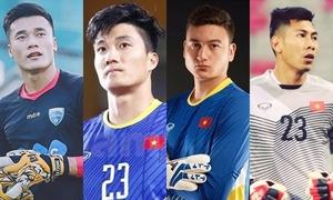 4 thủ môn Việt điển trai, bắt bóng cừ hút fan nữ ầm ầm