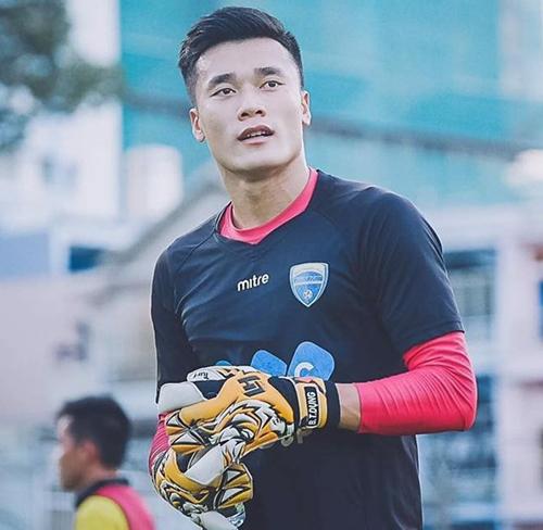 4 chàng thủ môn Việt điển trai, bắt bóng cừ hút fan nữ ầm ầm - 2