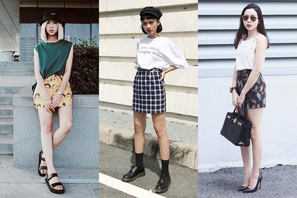 Style hè đặc trưng của teen Hàn, Nhật, Việt, Mỹ khác nhau thế nào? - 10