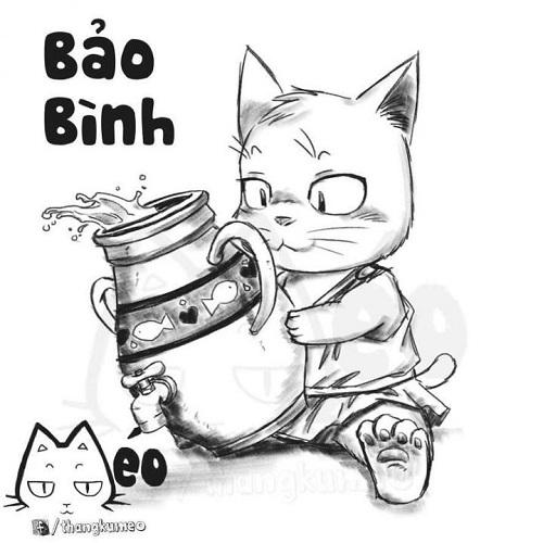 Khi mèo ngố cosplay 12 cung hoàng đạo - 10