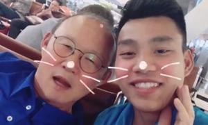Vũ Văn Thanh dạy thầy Park nói tiếng Việt 'yêu không chịu nổi'