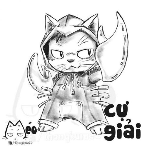 Khi mèo ngố cosplay 12 cung hoàng đạo - 3