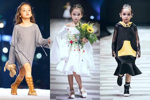 Style lớn sớm khó tin của chân dài 7 tuổi hot nhất Việt Nam - 1