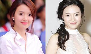 Sao Việt bị 'hại' nhan sắc khi chuyên gia nước ngoài makeup kiểu Hàn, Thái