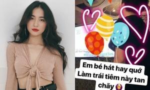 Hòa Minzy lần đầu khoe bạn trai sau loạt bằng chứng hẹn hò