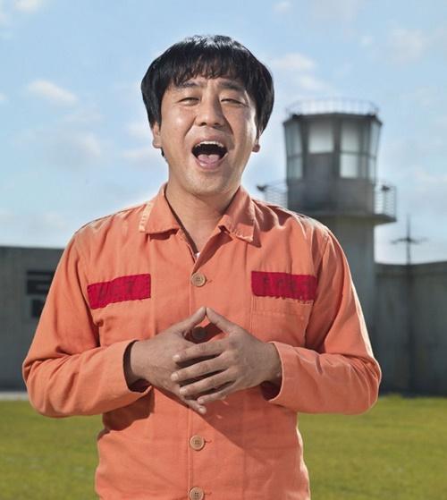 Ryu Seung Ryong trong bộ phim Điều kỳ diệu ở phòng giam số 7.