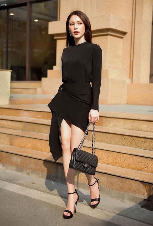 Street style chất lừ tuần chào hè của sao, hot girl Việt - 1